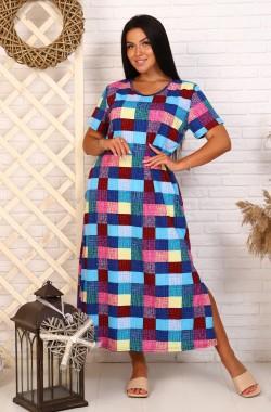 Платье женское  1153  (мозайка)